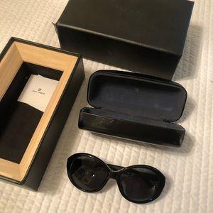 The Row x Linda Farrow sunglasses